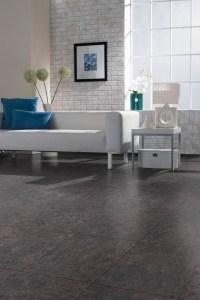 Modern Kitchen with Luxury Vinyl Tile - T.F. Andrew ...