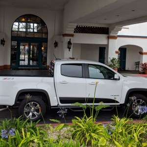 Colorado Side Stripes 2015-2019 Chevy Colorado / Canyon