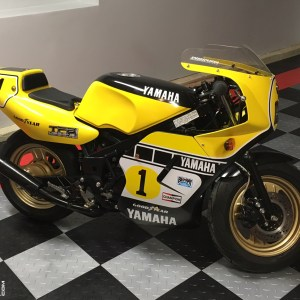 1987-1992 Yamaha YSR50 Graphics Kit – Kenny Roberts YSR 50 80
