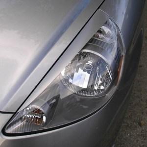 Headlight Eyelids fits 2007-2008 Honda Fit GD3 STYLE 1
