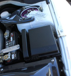 carbon fiber fuse box decals mitsubishi evolution evo 8 evo 9 [ 1500 x 1000 Pixel ]