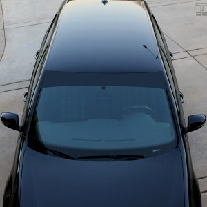 Windshield Banner for 2010-2014 Volkswagen GTI / Golf R