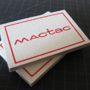 MACTAC Soft Squeegee – Vinyl Application Tool for Stripes Decals