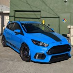 Ford Focus Hood Decal Fits 2015 2018 Focus St Rs Tfb Designs