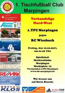1.TFC Marpingen - RC Wiesbach