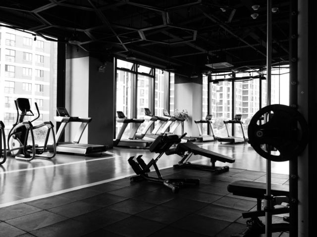Gym Prevent Muscle Strains
