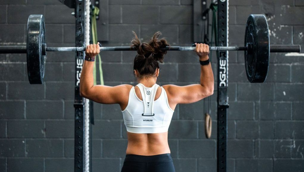 How to lift more weight on the overhead press