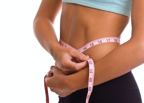 Measure weight loss and muscle gains