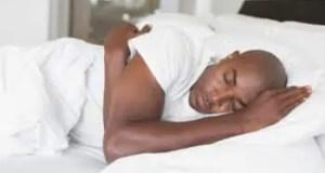 8 hours of Healthy Sleep