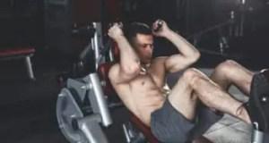 Leg exercises with favorite workout programs