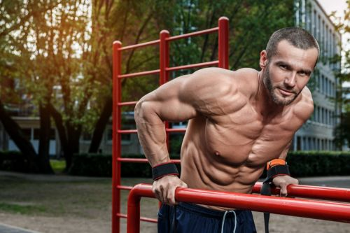 Secondary Muscles Chest. Exercises Without Weights
