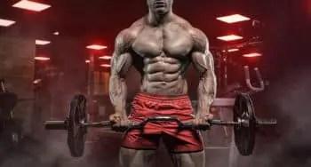 A bodybuilder diet and nutrition