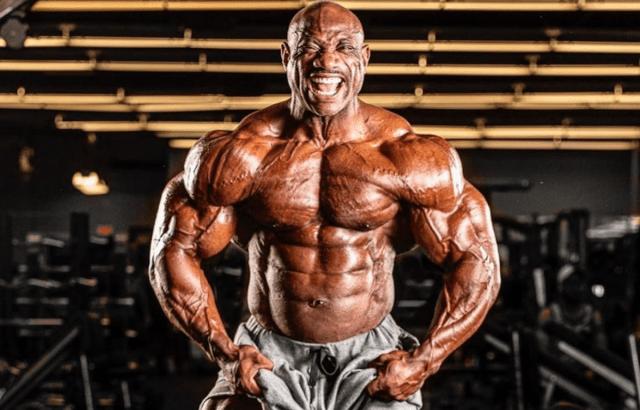 Dexter Jackson Bodybuilder