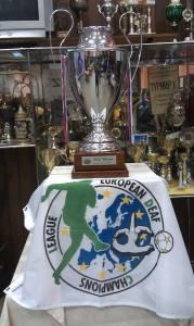Døve champions league DCL pokal