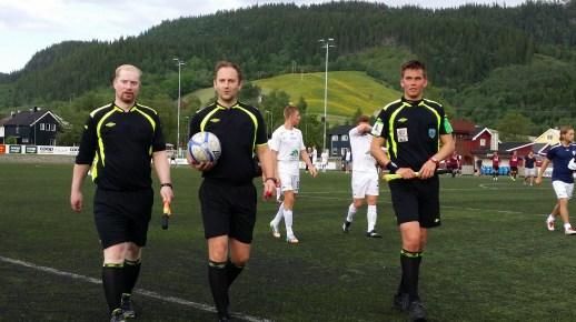 Geir Arvid Moe, Espen Tømmervold, Eirik Nordgård Strupstad (Orkla - Nardo2), fagsamling