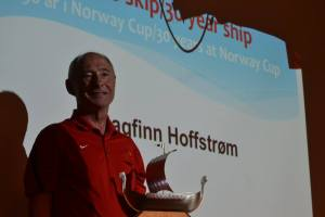 Dagfinn Hoffstrøm 30 år - Foto Trond Gausemel