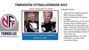 Trøndersk fotballseminar