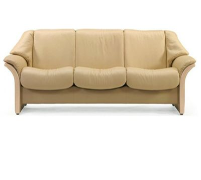stressless eldorado sofa replacement leather cover for low-back & set
