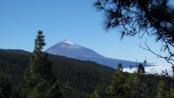Legends about El Teide in Tenerife