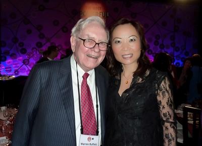 Warren Buffett, Jing Ulrich