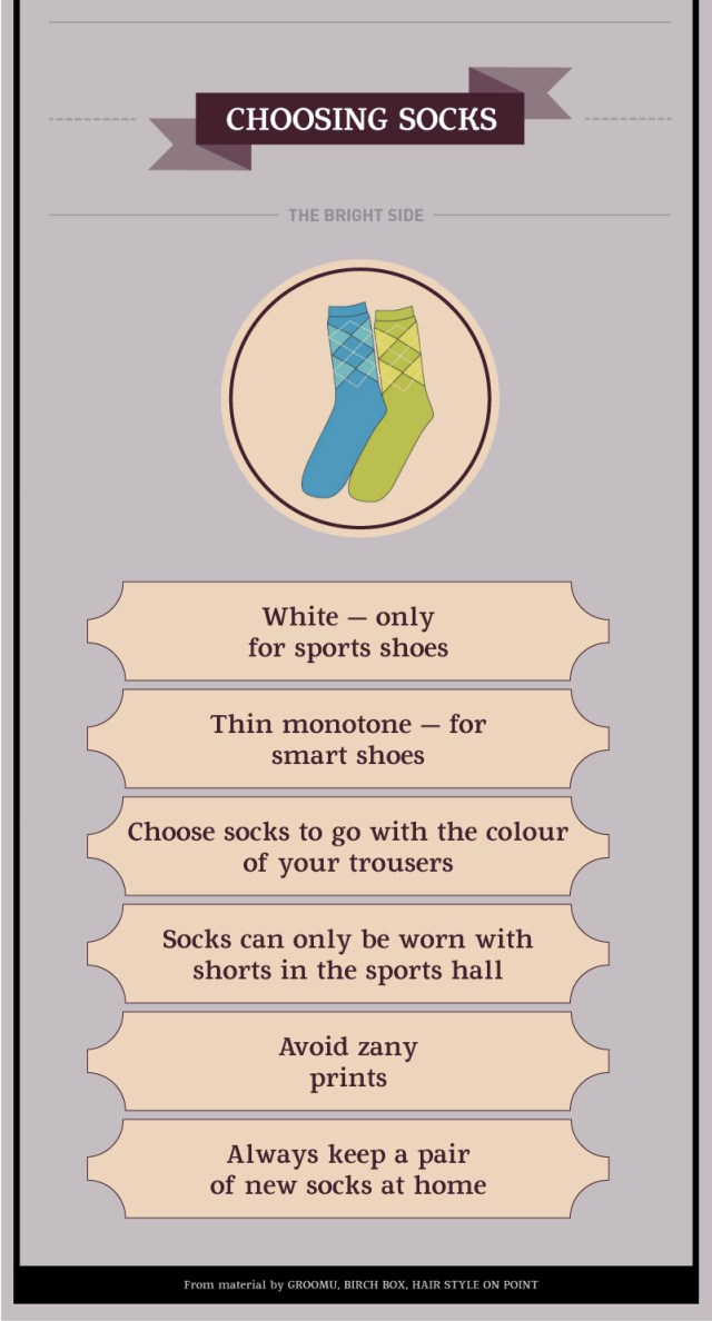 How to Choose Socks