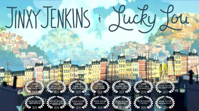 Jinxy Jenkins, Lucky You