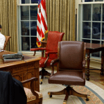 obama chairs