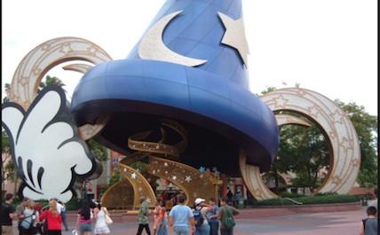 Walt Disney Company's Attractions