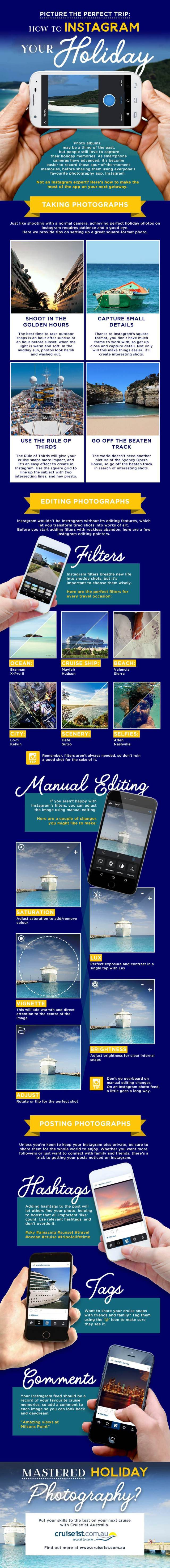 How to Instagram Your Holiday