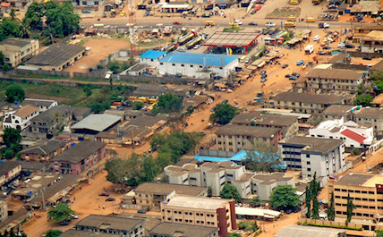 Lagos dirt