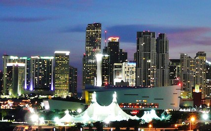 Miami buildings