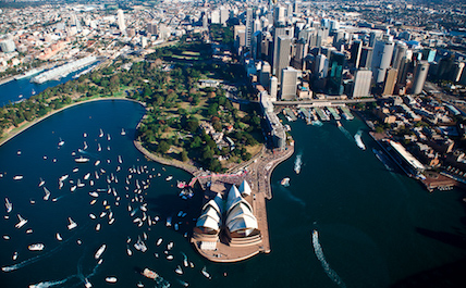 Sydney overview