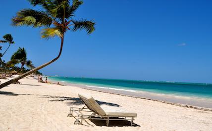 Punta Cana beach water
