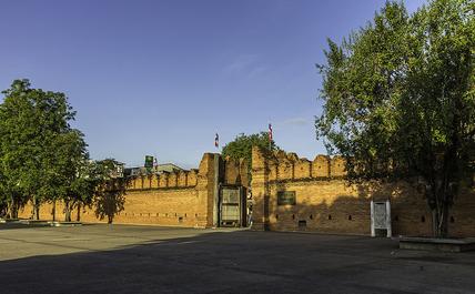 The famous Tha Phae gate