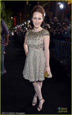 """Premiere Of Warner Bros. Pictures' """"Beautiful Creatures"""" - Red Carpet"""