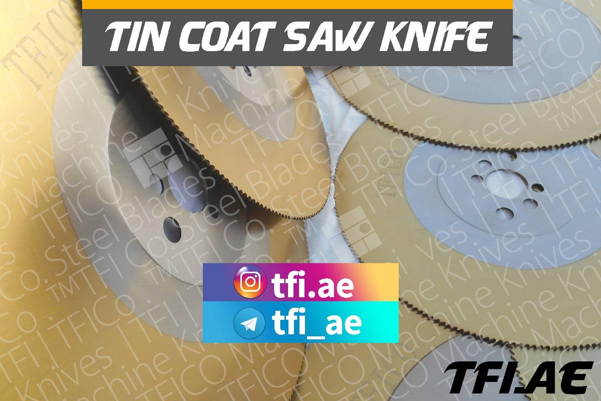 TIN Coated Circular Saw Blade | Machines & Tools | UAE