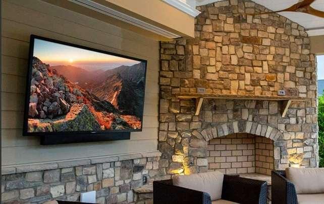 top 7 best indoor tv for covered patio