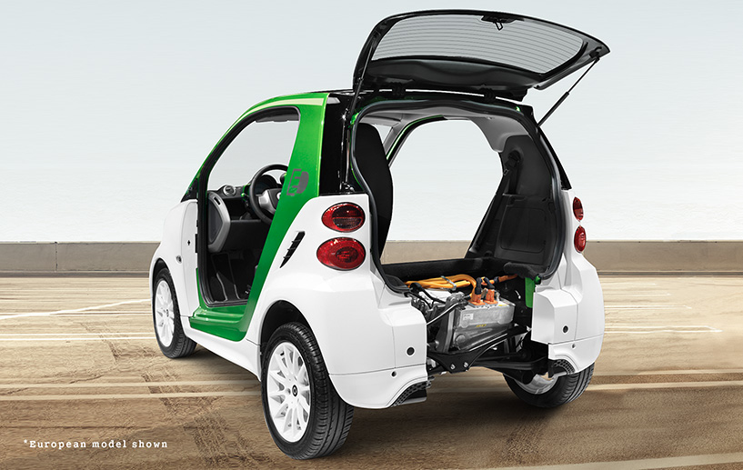 2017 Smart Fortwo Electric Drive Everything You Ever