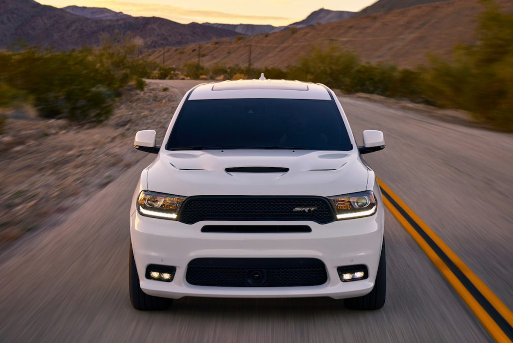 2018 Dodge Durango Srt Is Every Parent's Muscle Wagon