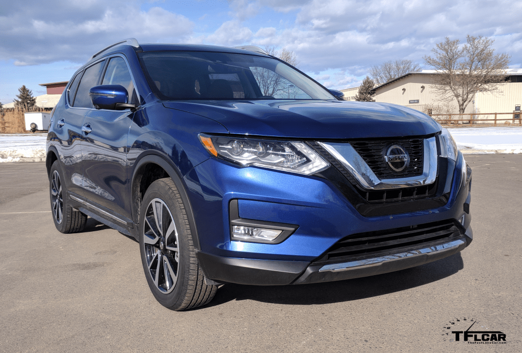 2018 Nissan Rogue Piloting Nissan's Bestselling, Semi