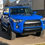 Owner Review Voodoo Blue 2019 Toyota 4runner Trd Pro The Fast Lane Car