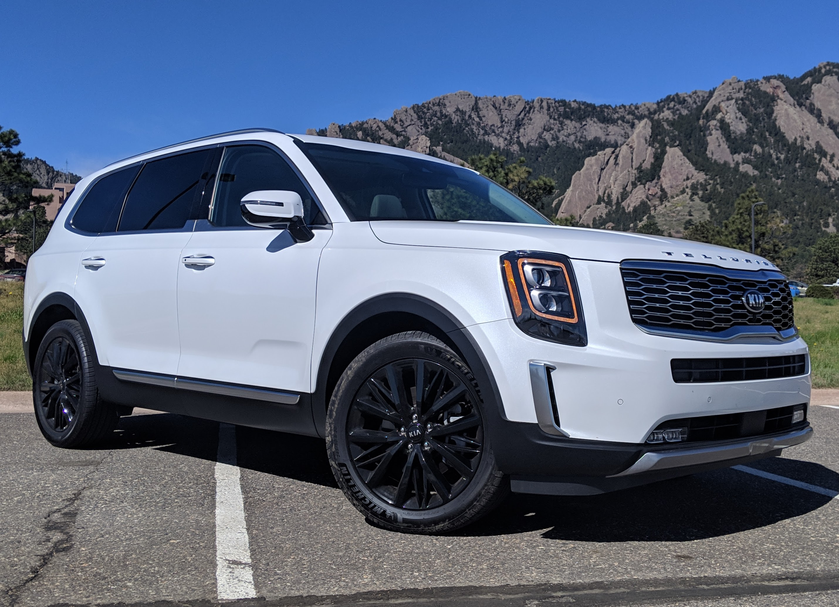 Suv With Captain Chairs 2020 Kia Telluride Review Maybe The Best Family Suv You Can Buy
