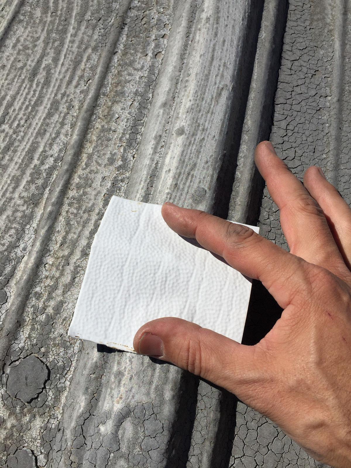 20 Piece Portable Patch Kit White Aluminum Top Mfm Peel