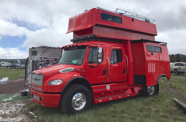 The Crazy Offroad Trucks Of The 2015 Overland Expo