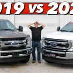 2020 Ford F 250 Super Duty Diesel Is Making Crazy Power Old Vs New Dyno Comparison Video The Fast Lane Truck
