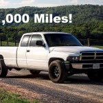 Yep This 1995 Dodge Ram Diesel Cummins Has Over 921 000 Miles Owner S Rides The Fast Lane Truck