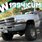 Video How I Did An Amazing Budget Restoration On My 1994 Dodge Ram Cummins To Make It Look Like New The Fast Lane Truck