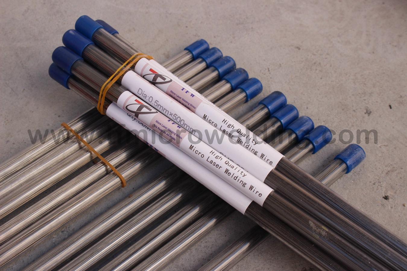 hight resolution of stavax welding wire