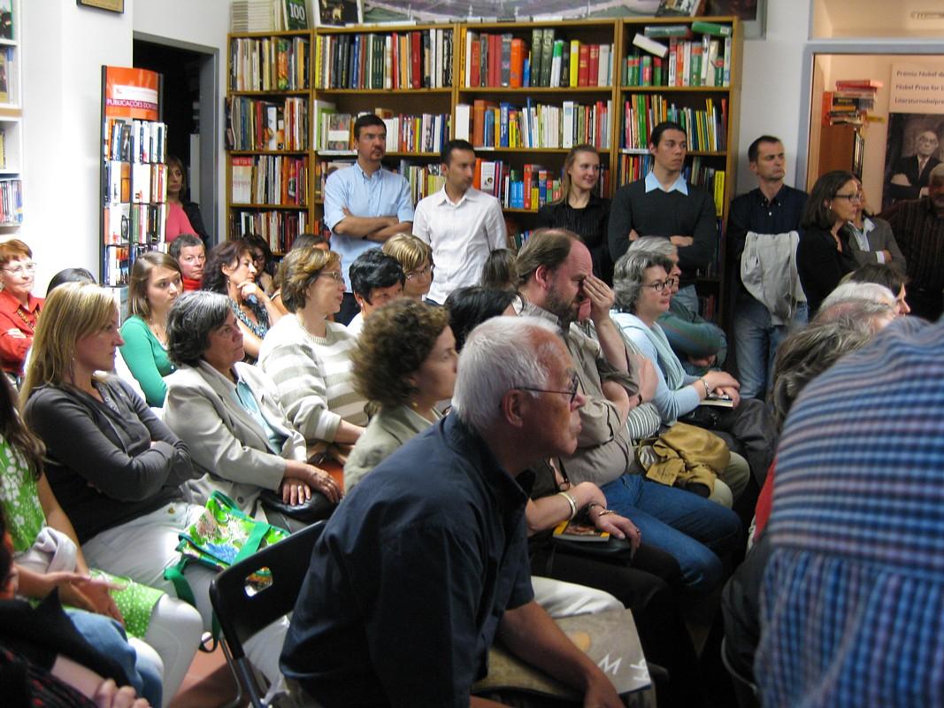 Agualusa - Publikum