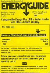 using the energyguide label, Long Island, New York